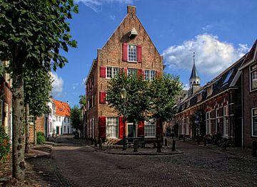 Breestraat historisch Amersfoort von Watze D. de Haan