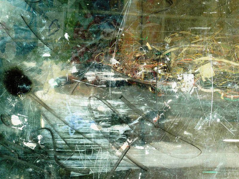 Urban Abstract 182 van MoArt (Maurice Heuts)