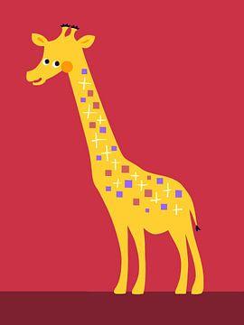 Die Giraffe von Studio Mattie