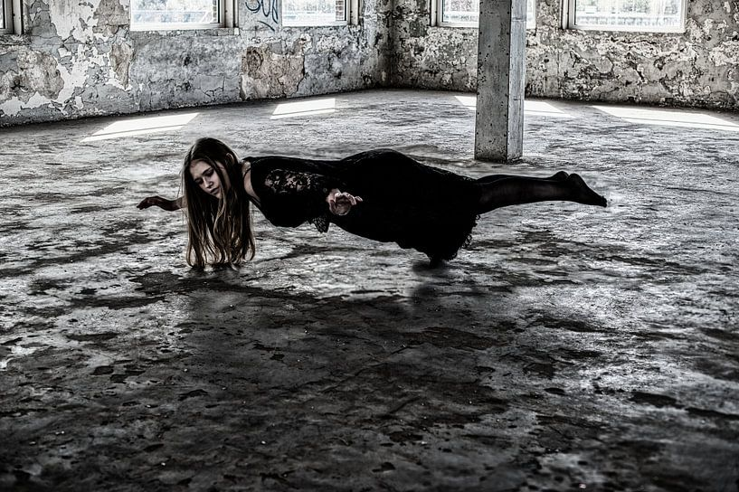 floating body van Sieger Homan