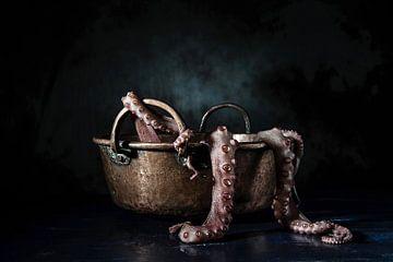 Octopus van Anoeska van Slegtenhorst