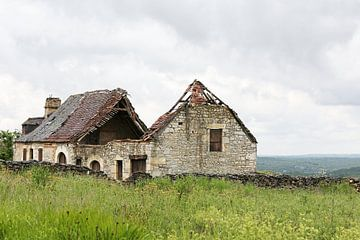 Ruïne Frankrijk 2 sur Wybrich Warns