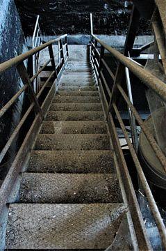 die Treppe von Heleen Sloots