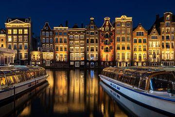 Amsterdam By Night van Maikel Saalmink