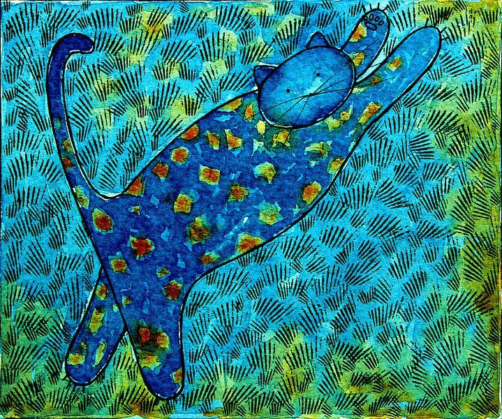 AQUA CAT van Ans de Bie