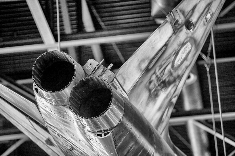 Straalmotor van Vincent van den Hurk