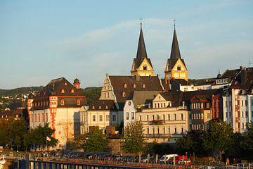 Peter Altmeier banque sur la Moselle