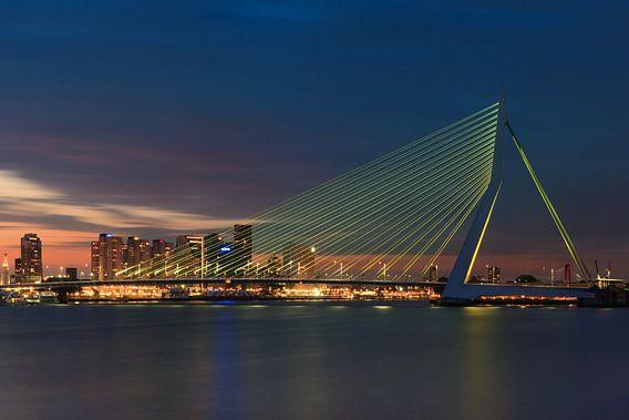 Erasmus bridge - Rotterdam - Netherlands