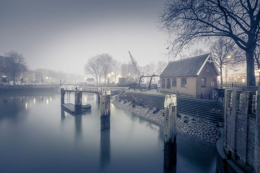 Oude Haven Rotterdam van Rob van der Teen