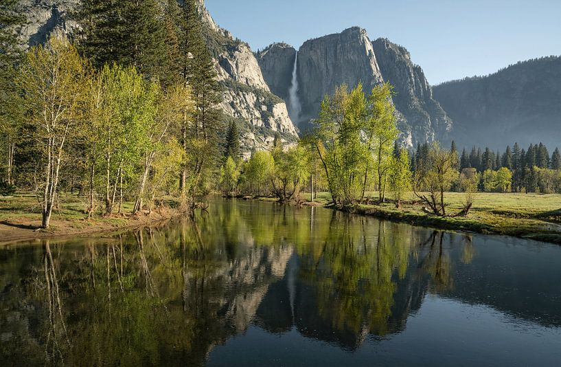 Merced River van Joris Pannemans - Loris Photography