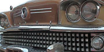 Buick 40 Special Sedan front oldtimer van Roel de Vries