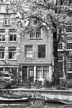 Nummer 2 Egelantiersgracht 54 Huis B&W Artistic sur Hendrik-Jan Kornelis