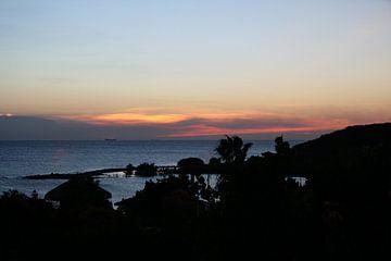 Caribische zonsondergang von noeky1980 photography
