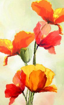 zomer lieve van Marion Tenbergen