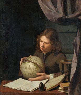 Ein junger Astronom, Olivier van Deuren