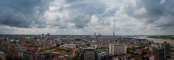 Skyline Antwerpen van