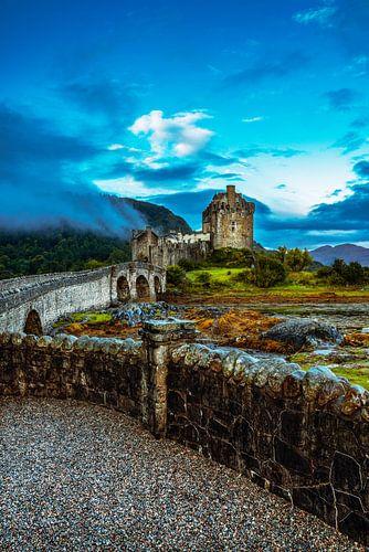 Eilean Donan, de brug van