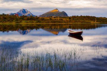 Lofoten - Noorwegen sur Roy Poots