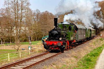 Saisonauftakt bei den Dampflokbetrieben von Harald Schottner