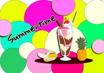 Summertime 2 van Rosi Lorz
