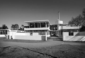 hoofdgebouw Sanatorium Zonnestraal Hilversum van Peter de Ruig