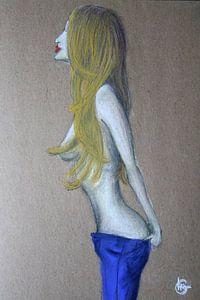 Blondie  van