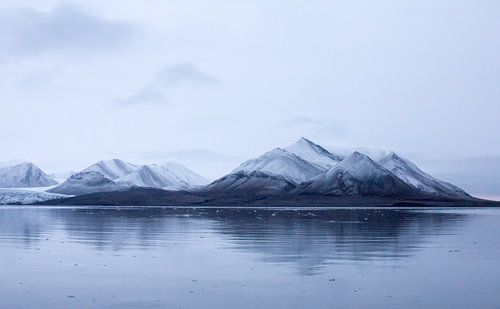 Spitsbergen-2 van Claudia van Zanten