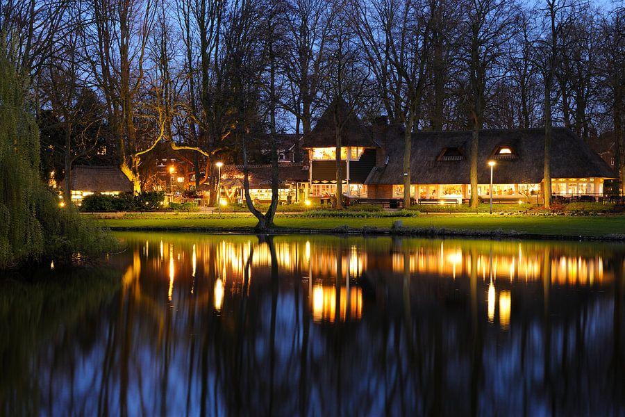 Restaurant Wilhelminapark in Utrecht van Donker Utrecht