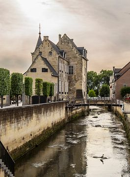 Den Halder Valkenburg Limburg Nederland von Evelien Heuts-Flachs