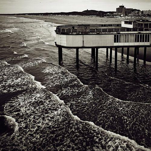 Au-dessus des vagues sur Ines van Megen-Thijssen