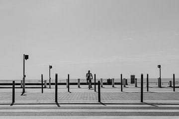 Boulevard des Anglais van Huib Vintges