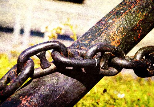 Eisenkette van Rosi Lorz
