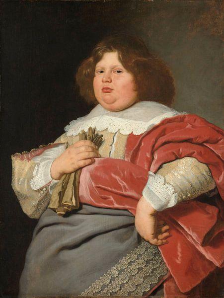 Portret van Gerard Andriesz Bicker, Bartholomeus van der Helst van Meesterlijcke Meesters