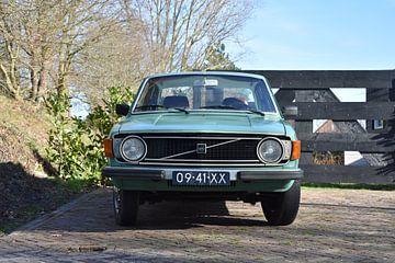 Oldtimer Volvo von Elias DS