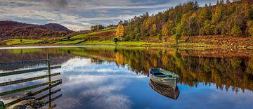 Watendlath-Panorama, Lake District, England von Adelheid Smitt