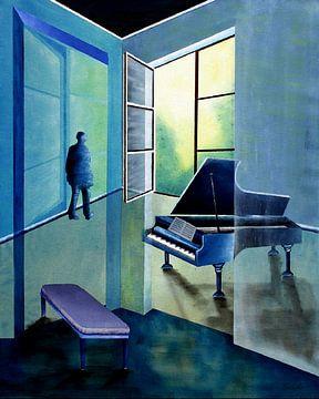 Musik im Raum von Gertrud Scheffler