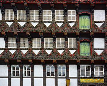 Gildehaus in Braunschweig van Gisela Scheffbuch