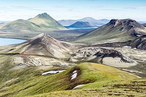 IJsland - Landmannalaugar van