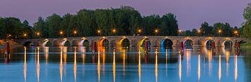 Östra bron, Karlstad, Sweden van Henk Meijer Photography