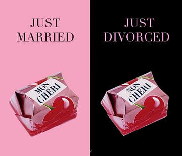 Getrouwd of gescheiden. van Borgo San Bernardo