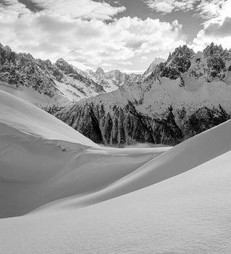 Schnee- und Eiskurven von Jc Poirot