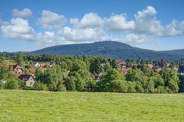Urlaubsort Braunlage im Harz von Peter Eckert