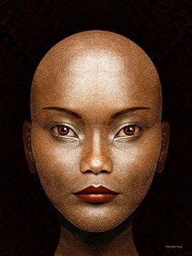 Afrikaans Goud van Ton van Hummel (Alias HUVANTO)