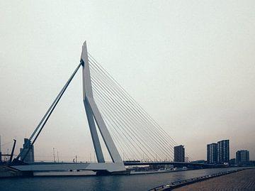 De Erasmusbrug sur Thomas van der Willik