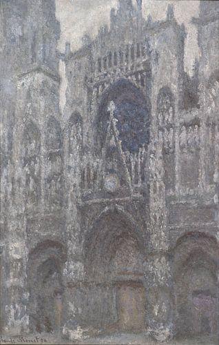 Claude Monet. Kathedraal van Rouen, 1894