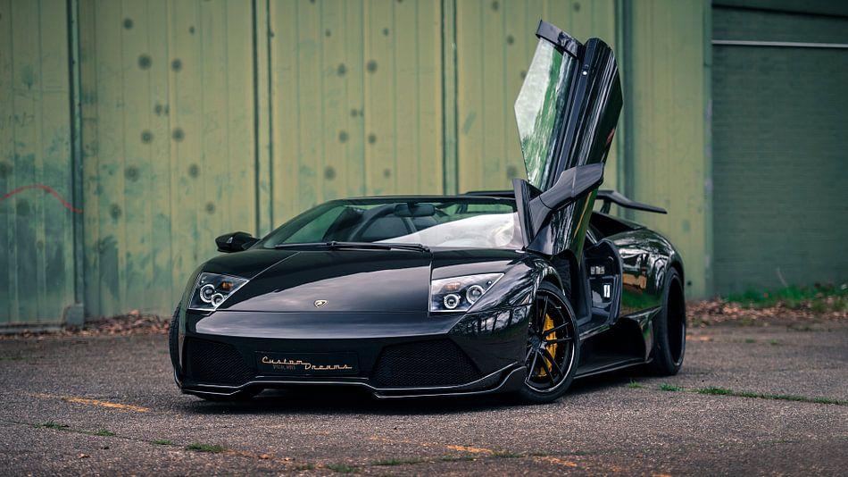 Lamborghini Murcielago Roadster van Ansho Bijlmakers
