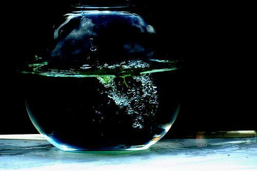bruisende water