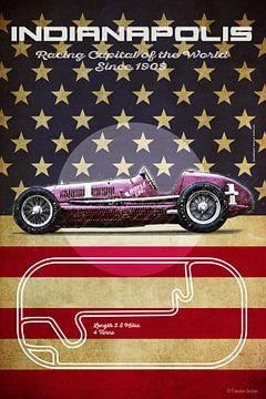 Indianapolis Vintage van Theodor Decker