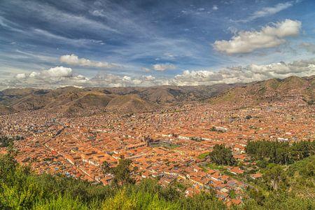 A view at Cusco (Peru)
