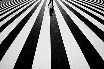 Zwart en wit, Kouji Tomihisa van 1x